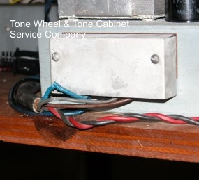 Tone Wheel and Tone Cabinet Service Company - Common Problems and
