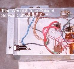Tone Wheel and Tone Cabinet Service Company - Common