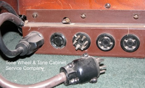 Tone Wheel and Tone Cabinet Service Company - Common