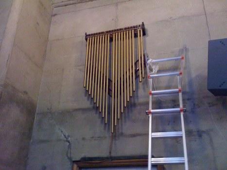 Tone Wheel and Tone Cabinet Service Company: Carillon and